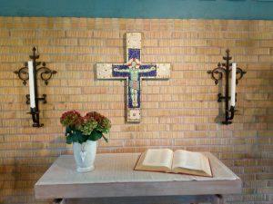 Gudstjänst i Vasakyrkan
